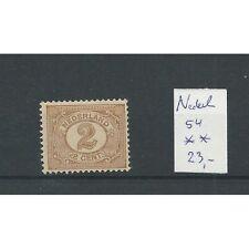 Nederland 54  MNH/POSTFRIS   CV 23 €