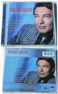 KAREL GOTT Meine großen Erfolge . 2001 Polydor CD