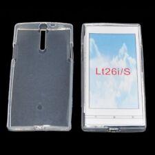 Cover per Sony Xperia S, in silicone TPU trasparente