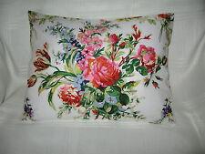 Ralph Lauren Belle Harbor Floral 1 Toss Pillow Sham New