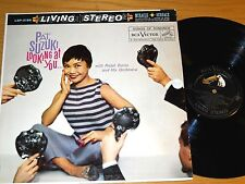 """LIVING STEREO POP LP - PAT SUZUKI - RCA LSP-2186 - """"LOOKING AT YOU"""""""