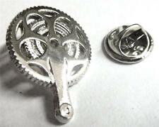 Bicycle Cyclist Gear Pedal Mountain Bike Speed Jacket Hat Tie Tack Lapel Pin