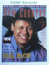 NEW COUNTRY MAGAZINE - May 1995 - Neal McCoy / The Highwaymen / Linda Ronstadt