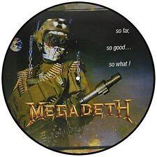 So Far, So Good...So What! [PA] by Megadeth (Vinyl, Nov-2014, Capitol)