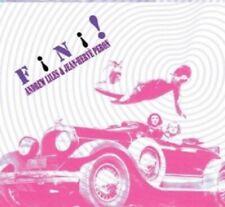 Andrew Liles & Jean Herve Peron - Fini!  CD 13 Tracks Alternative/Pop/Rock Neu