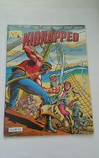 Marvel Comic classics 1976  magazine ( UK ) - kidnapped