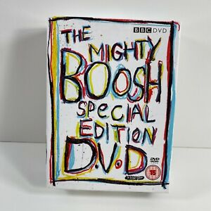 The Mighty Boosh Special Edition BBC DVD Complete Box Set