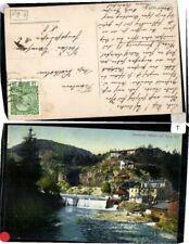 69308;Innsbruck Sillfall Berg Isel pub Warger 398a-1912