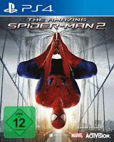 PS4 / Sony Playstation 4 - The Amazing Spider-Man 2 DE/EN nur CD