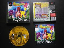 DINOMASTER PARTY : JEU Sony PLAYSTATION PS1 / PS2 (dinosaures COMPLET enfants)
