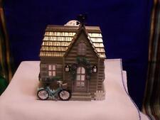 Bath & Body Works Cottage House Bike/Rooster Wallflower Nightlight Light Up Plug