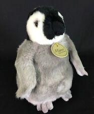 "Miyoni by Aurora 7"" Baby Penguin Stuffed Animal Beanie Plush Toy - Cute Plushie"