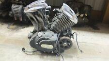 09 Kawasaki VN900 VN 900 Vulcan Engine Motor