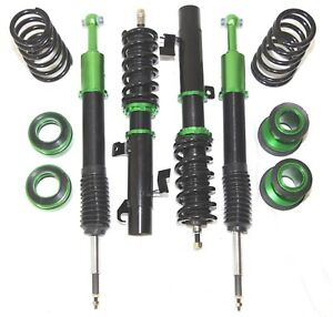 GREEN Coilover Suspension Kits fit Mazda 2010-2013 Mazda 3/ Mazdaspeed 3