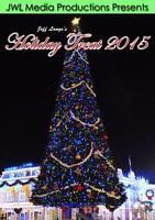 Walt Disney World Mickey's Very Merry Christmas Party 2015 DVD Parade Fireworks
