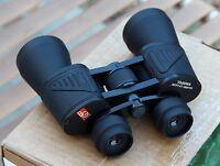 Binger 10x50 Wide angle Binoculars Porro Prism Coated optics High quality glass