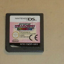NINTENDO DS NDS DSL DSi GAME CARTRIDGE HAPPY PARTY With Hello Kitty & Friends