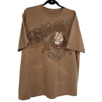 Walt Disney World Grumpy Cotton T Shirt Men's XL
