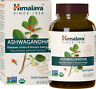 Himalaya Organic Ashwagandha for Stress-Relief and Adrenal Functions 60 Caplets