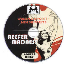 Reefer Madness ...aka... Tell Your Children DVD (1936)