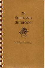 Shetland Sheepdog, Coleman, RARE spiral binding