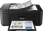 Canon PIXMA Wireless Office All-in-One Printer Copier Scanner Fax, INK INCLUDED
