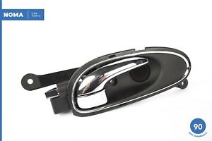 04-07 Jaguar X350 XJ8 VDP Rear Right Passenger Interior Door Handle Tweeter RH