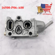 OEM 16500-P06-A00 TESTED IDLE AIR CONTROL VALVE FOR 1992-95 HONDA CIVIC 1.5L1.6L