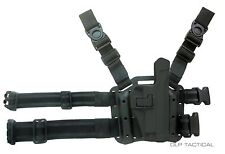 DLP Tactical Autolock SERPA style drop leg tactical thigh holster for SIG Sauer