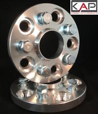 AUDI 5x112 57.1 20mm Hubcentric Aleación Separadores De Rueda Pernos 1 par-Inc