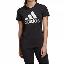 Adidas Originals MUJER Xbyo Camiseta Cuello en Pico Burdeos