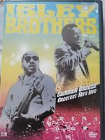 Isley Brothers Dvd Summer Breeze Music Greatest Hits
