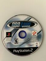 ESPN NBA 2 Night (PlayStation 2, PS2) WORKS / NO TRACKING / DISC ONLY