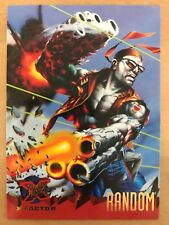 08a08106b34 Fleer Superhero Comics X-Men Trading Card Singles for sale
