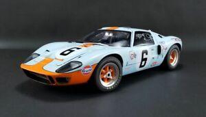 ACME 1:12 Ford GT40 MKI #6 - Ickx/Oliver - Winner Le Mans 1969 1/12