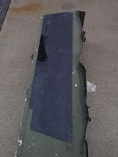 2 EACH FENDER LINERS HUMMER HUMVEE HMMWV M998 M1025 12446913-1 2510-01-411-0653