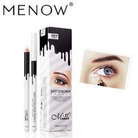 White Eyeliner Makeup Smooth Easy Wear Brightener Waterproof White Eyes Liner