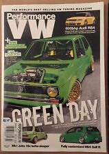 Performance VW Green Day 600bhp Audi RS4 Jetta Turbo  March 2015 FREE SHIPPING