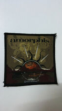 Amorphis Eclipse 2006 heavy metal band group logo music patch RARE