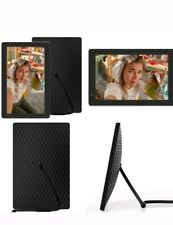 Nixplay 10.1 Inch WiFi Digital Photo Frame - Share Moments HD Black