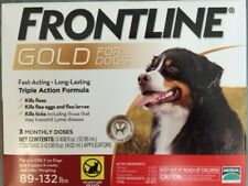 Frontline Gold 3 Dose XL 89-132lbs