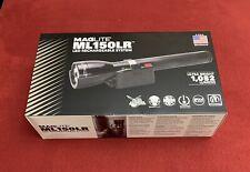 "Maglite ML150LR 1,082 Lumen LED Rechargeable Flashlight 10.7"" Police Version"
