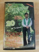 Acker Bilk : Evergreen : Cassette Tape Album From 1978, 20 All Time Greats