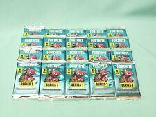 Panini Fortnite  Serie 1 Trading Cards 25 x Booster / 120 Sammelkarten