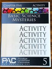 Paradigm Accelerated Curriculum: Basic Science Mysteries: Activity Booklet 5