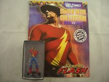 Eaglemoss DC Figurine Collection Golden Age Flash with Magazine # 52