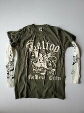 Ed Hardy by Christian Audigier T-Shirt Size Medium