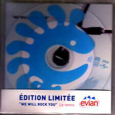 ☆ CD SINGLE QUEEN We will rock you LTD ED 2-tr ☆ RARE ☆