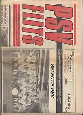 Champions League Viertelfinale 89/90: PSV EINDHOVEN - BAYERN MÜNCHEN 21.03.1990