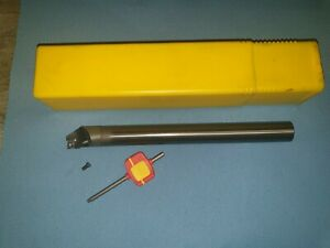 Sandvik Coroturn 107 E20S-SCLCR 09-R Vhm Vollhartmetal